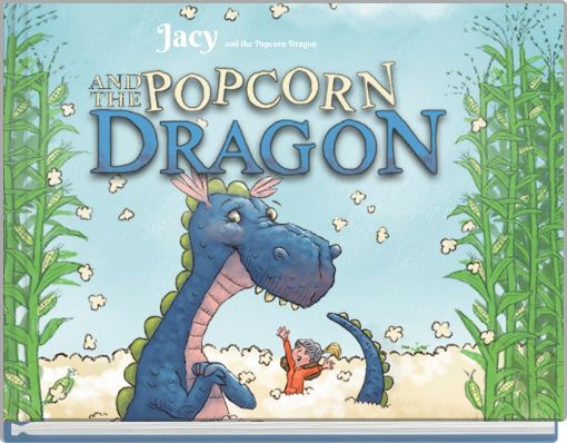 Jacy and the Popcorn Dragon