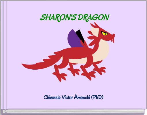 SHARON'S  DRAGON