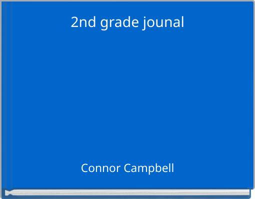 2nd grade jounal