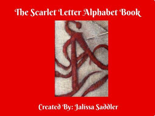 The Scarlet Letter Full Book.The Scarlet Letter Alphabet Book Free Books Children S