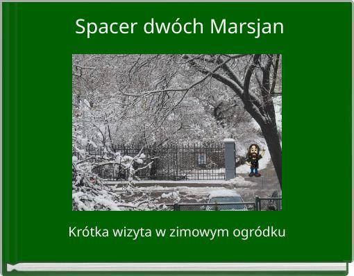 Spacer dwóch Marsjan