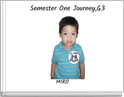 Semester One Journey,G3