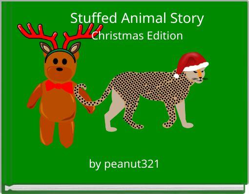 Stuffed Animal StoryChristmas Edition