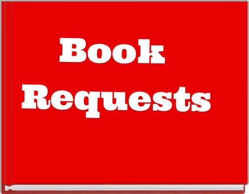 Book Requests