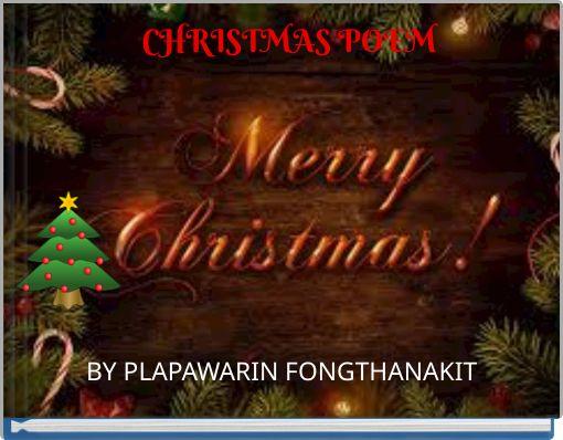 CHRISTMAS POEM