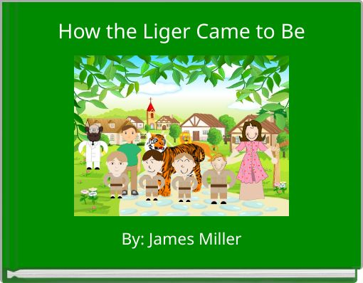 How the Liger Came to Be