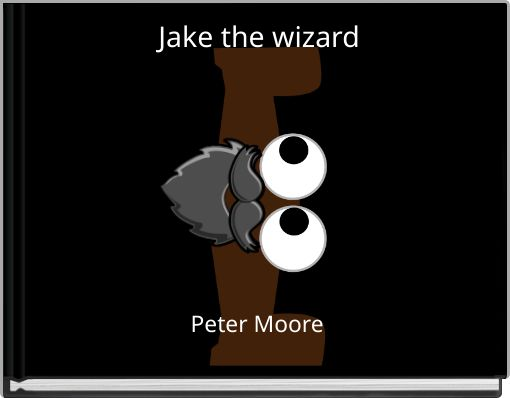 Jake the wizard