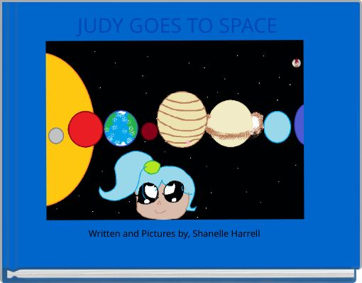 jUDY GOES TO SPACE