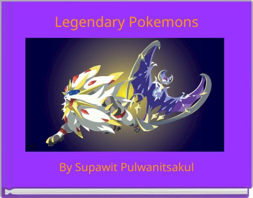 Legendary Pokemons
