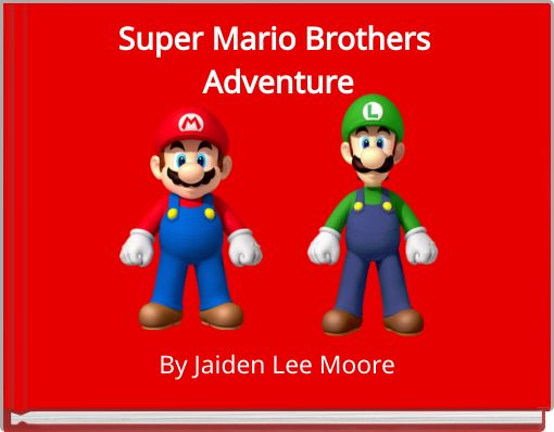 Super Mario Brothers Adventure