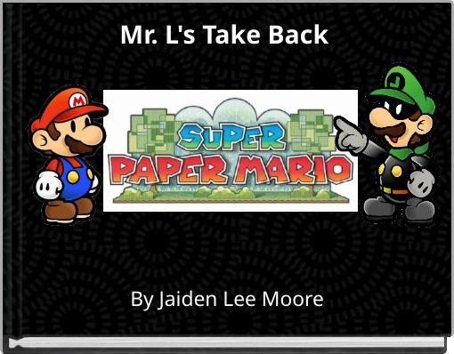Mr. L's Take back
