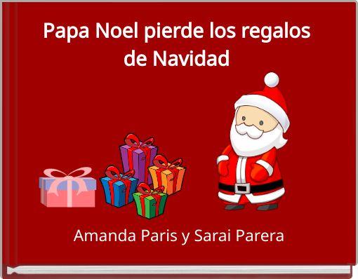 Papa Noel pierde los regalos de Navidad