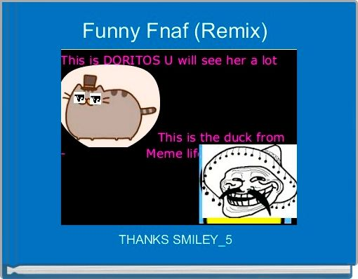 Funny Fnaf (Remix)