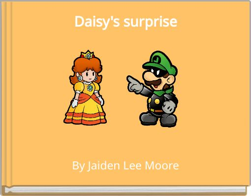 Daisy's surprise