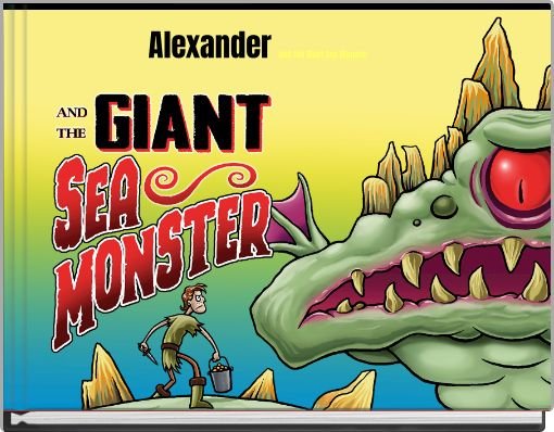 Alexander and the Giant Sea Monster