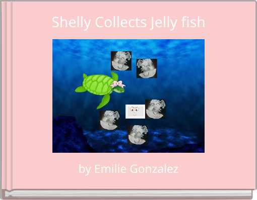Shelly Collects Jelly fish