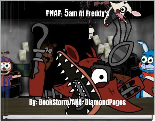 FNAF: 5am At Freddy's