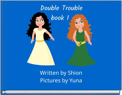 Double Troublebook 1