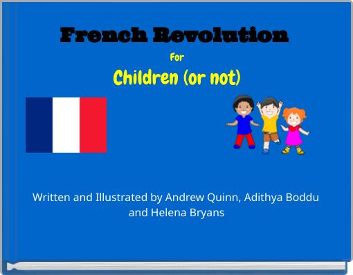 French Revolution ForChildren (or not)