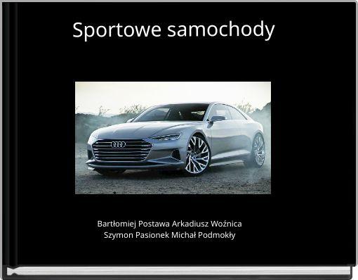Sportowe samochody