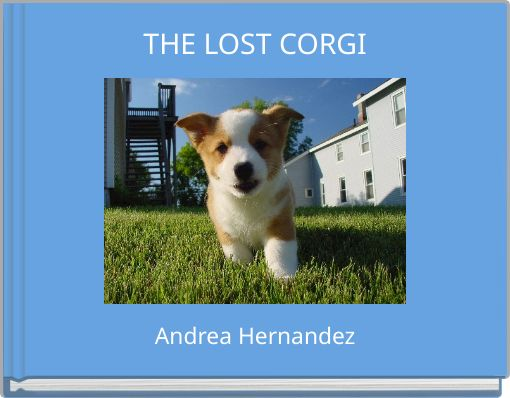 THE LOST CORGI