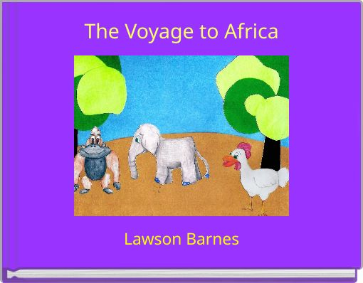 The Voyage to Africa