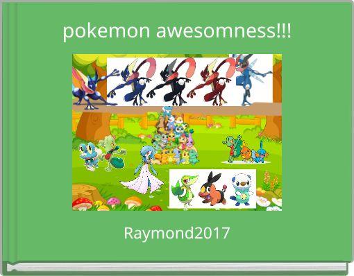 pokemon awesomness!!!