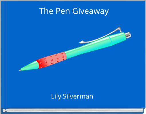The Pen Giveaway