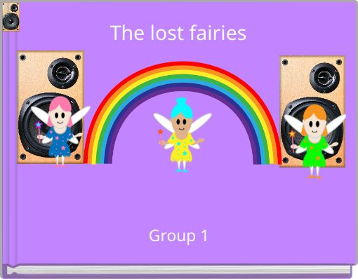 The lost fairies