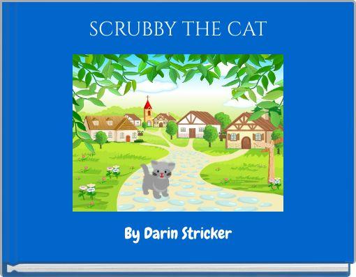 SCRUBBY THE CAT