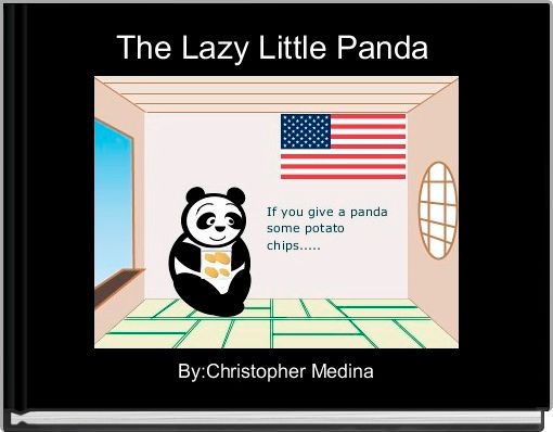 The Lazy Little Panda