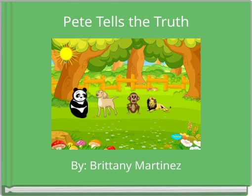 Pete Tells the Truth