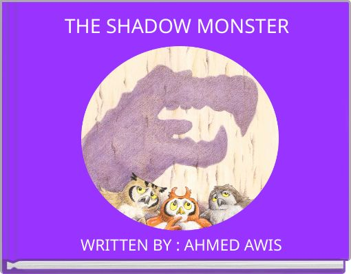 THE SHADOW MONSTER