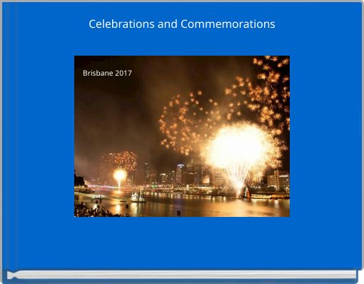 Celebrations and Commemorations
