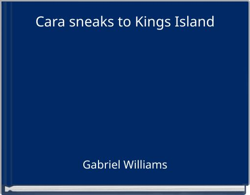 Cara sneaks to Kings Island