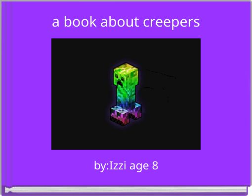 a book about creepers