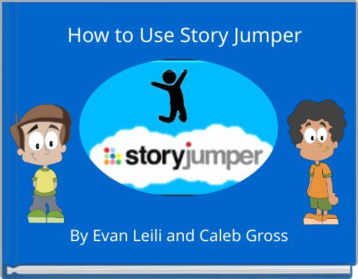 How to Use Story Jumper