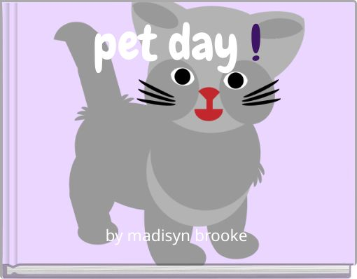 pet day !