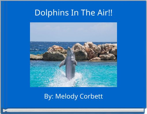 Dolphins In The Air!!