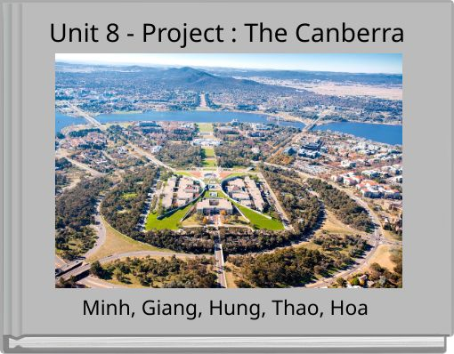 Unit 8 - Project : The Canberra