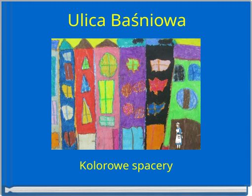 Ulica Baśniowa