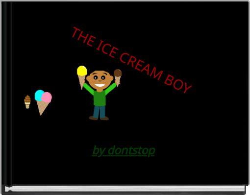 THE ICE CREAM BOY