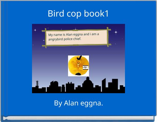 Bird cop book1