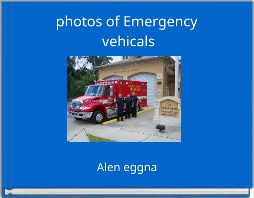 photos of Emergency vehicals