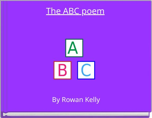 The ABC poem