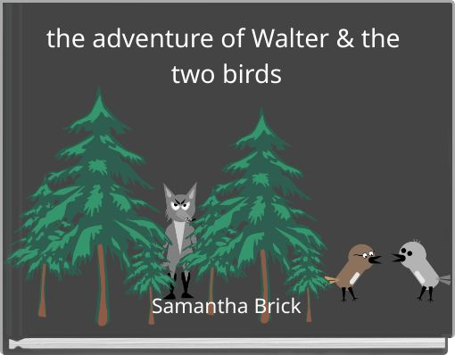 the adventure of Walter & the two birds