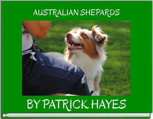 AUSTRALIAN SHEPARDS