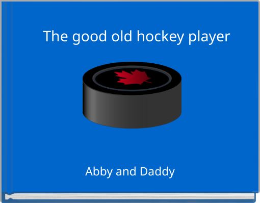 The good old hockey player