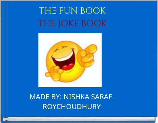 THE FUN BOOKTHE JOKE BOOK