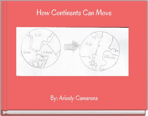 How Continents Can Move